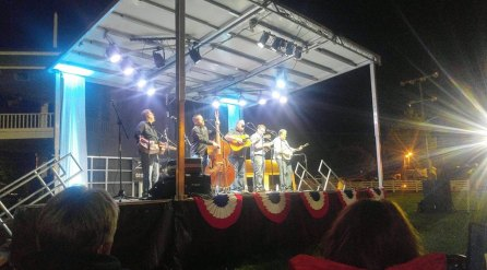 Edgar Loudermilk Band at festival